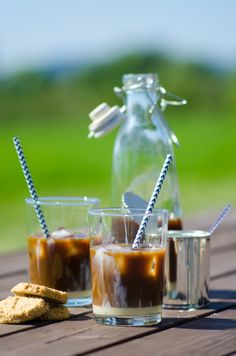 Louise´s Spis: Vietnamese Iced Coffee (Underbart Is-Kaffe)