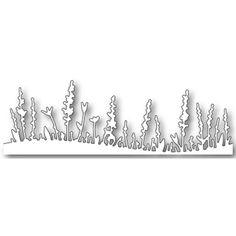 Outil de découpe WILDFLOWER LANDSCAPE