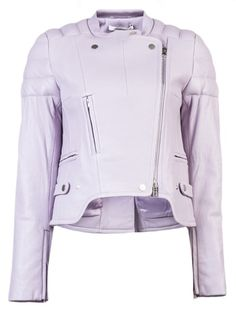 Lavender leather  it has a lovely ring to it, in addition, of course 8a82ef282e4b