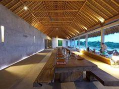 """安藤忠雄在墨西哥设计了一座""""茅屋"""""""
