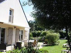 Sarzeau:Maisonavec+jardin+clos,idéal+pour+des+vacances+reposantes+et+prochede+le+mer+++Location de vacances à partir de Sarzeau et Presqu'Ile de Rhuys @homeaway! #vacation #rental #travel #homeaway