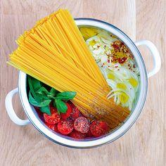 Сварите их не медленно: три рецепта итальянской пасты по технологии Марты Стюарт