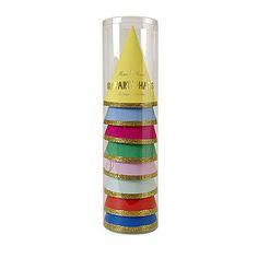 Kleurrijk & Hip Toot Sweet Thema - www.confettienco.be #decoratie #verjaardag #feest #kinderen #kleur #goud #merimeri #webshop #hoedjes