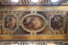 Salone ceiling by MisterPeter!, via Flickr