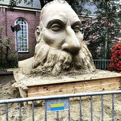 Zandsculpturen Zandvoort aug. 2015 by JCB Lewerissa