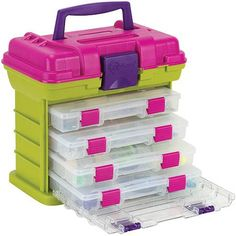 Take enough supplies for the whole class with our Large Grab-N-Go Rack System. Available now at Walmart.