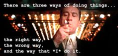 There are movies and there are MOVIES! One of the best in my book. #Casino  Casino...good movie!! Love De Niro!