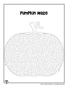Pumpkin Picking Activity Sheets | Woo! Jr. Kids Activities : Children's Publishing Printable Puzzles For Kids, Mazes For Kids, Color Puzzle, Pumpkin Picking, Activity Sheets, Brain Teasers, Jr, Activities For Kids, Patches