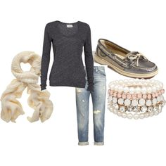 Laid Back Look, created by brytnibray1 on Polyvore