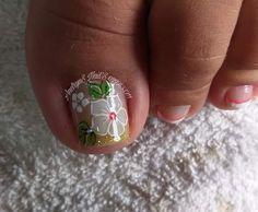 Toe Nail Art, Toe Nails, Nails Inspiration, Gel Polish, Veronica, Roxy, Manicure, Toenails, Nail Arts