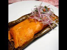 Tamales de Chancho - A Comer