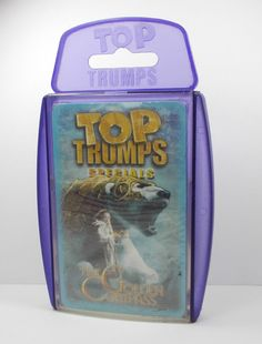 Top Trumps - The Golden Compass - Complete Set - Winning Moves 2007 (1)