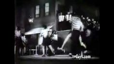 French Revue, 1950 - Wild Group Apache Dance Act /* into busby berkeley territory and retains Apache dance style */