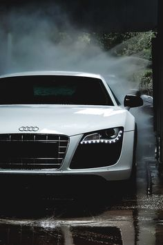 italian-luxury:Audi R8 V10 Refreshing | More