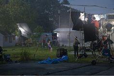 Gregory Crewdson Production Still / Untitled (Trailer Park #5), 2007
