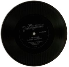 """For Sale -Terraplane I'm The One - Flexi UK Promo  7"""" vinyl single (7 inch record)- See this and 250,000 other rare and vintage records & CDs at http://eil.com/"""