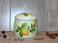 Купить Шкатулка Лимончики - разноцветный, шкатулка, Декупаж, шкатулка для украшений, деревянная шкатулка, ручная работа