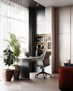 Colorful Design for interior luxery Study Room Design, Kids Room Design, Home Office Setup, Home Office Space, Office Interior Design, Office Interiors, Design Hall, Interior Design Living Room, Home Decor