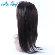 Ali Sky Products Brazilian Straight 360 Lace Frontal Closure 10-20 Inch Pre Plucked Natural Hairline Remy Human Hair Extensions     Wholesale Priced Wigs, Extensions, And Bundles!     FREE Shipping Worldwide     Get it here ---> http://humanhairemporium.com/products/ali-sky-products-brazilian-straight-360-lace-frontal-closure-10-20-inch-pre-plucked-natural-hairline-remy-human-hair-extensions/  #hair_weaves