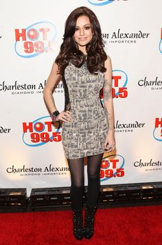 Cher Lloyd - Hot 99.5's Jingle Ball 2012 11 Dec 2012 - ☆Favorite Celebrity Pictures☆