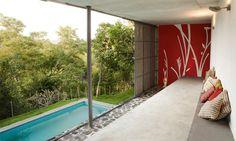 Casa D by 2puntocero arquitectura