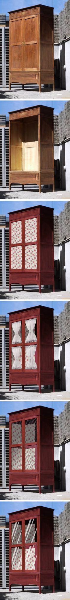 Ideas para un armario ropero.