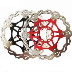 160//180//203mm MTB Bike Metal Float Floating Disc Brake Rotors Bicycle Part Cheap
