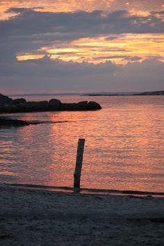 Hermit Island #sunset