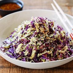 DR LIBBY'S JAPANESE COLESLAW