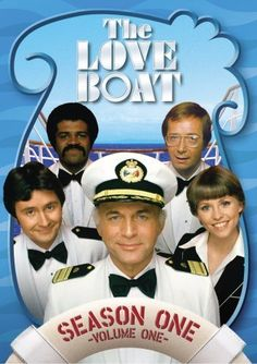 77-86 The Love Boat...loved this..still waiting on that cruise..The romantic and comic tales of the passengers and crew of the cruise ship, Pacific Princess.    Writers: Billy Crystal, Simon Muntner, and 2 more credits »  Stars: Gavin MacLeod, Bernie Kopell and Ted Lange