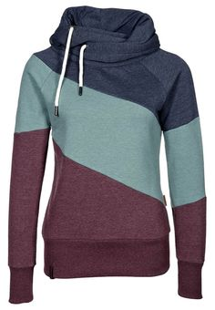 Finally a hoodie without words, but yet still has colors!