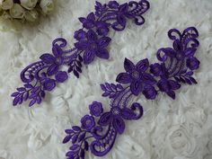 Buddly Crafts 15 mm Daisy GUIPURE DENTELLE 1 m