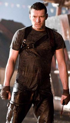 Sam Worthington inspires me to be a character for one of my future stories
