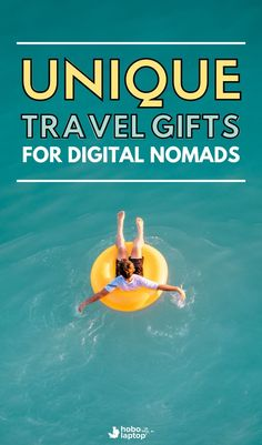 With almost a decade of nomad life experience overseas and another decade traveling slow around Canada, this is my list of practical and unique travel gift ideas for digital nomads, business travelers, backpackers, international English teachers, and everyone in between.   gifts for travelers men, gifts for travelers women, present for traveler, practical gifts for travelers, unique gifts for travelers, best gifts for travelers, cute gifts for travelers, #giftsfortravelers