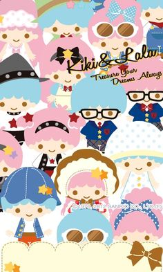Sanrio | Tumblr (((o(*゚▽゚*)o))) Little Twin Stars