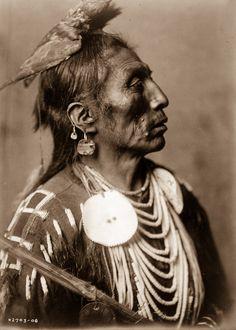 Les derniers Amérindiens photographiés dans les années 1900