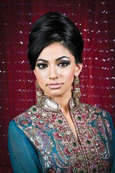 Beela and Dexe  #makeup #hair #indian