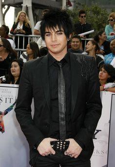 Adam Lambert - Michael Jackson's 'This Is It' Los Angeles Premiere - 2009