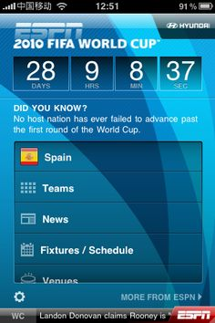 ESPN 2010 FIFA World Cup1