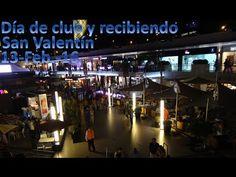 Día de club y recibiendo San Valentín en Larcomar - 13/02/16