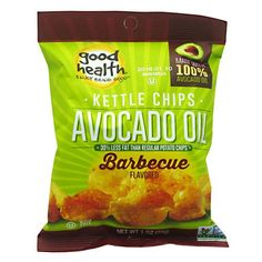 Good Health Kettle Chips Acocado