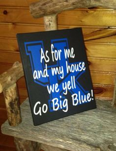 UK Wildcats Sign by BestDesignsbyHillary on Etsy