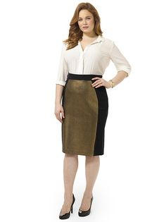 Plus Size Skirts & Bottoms New Arrivals   Gwynnie Bee
