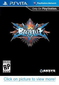 BlazBlue: Chrono Phantasma - PlayStation Vita Ps Vita Games, Playstation, Video Games, Pictures, Gaming, Amazon, Collaboration, Bubble, Android