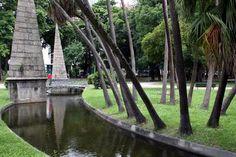 O Globo - Os parques urbanos do Rio