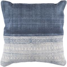 Adding texture to your living space is key in creating interest. Our Post Pillow…