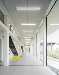 """Gallery of Kindergarten and Day Care Center """"Kunterbunt"""" / Ecker Architekten - 28"""