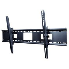 nice Peerless ST670P Tilt Wall Mount for 46 Inch to 90 Inch Displays Black Non-security - For Sale