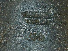VINTAGE GREATNECK PORTUGLS 3 1/2 Lb AXE HEAD