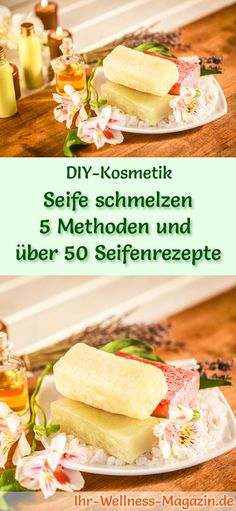 Seife schmelzen – Anleitung & Seifenrezepte Melt soap – how it works: 4 methods and instructions on how to melt soaps to make new soaps yourself … How To Melt Soap, The Body Shop, Soap Recipes, Crunches, Natural Cosmetics, Eating Plans, Food Items, Organic Skin Care, Diy Beauty